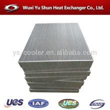 Китайский производитель алюминиевого охладителя / маслоохладитель / масляный радиатор
