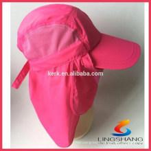 360 Degree Sun Protection Design UV Proof Anti-mosquito Multifunctional fisherman Jungle Cap Hiking Hat Travller Cap fishing hat