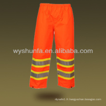 Hi Vis Pantalons de sécurité réfléchissants Pantalons