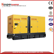 Diesel Electric Generator Set 750kVA 600kw Wudong Engine Wd287tad61L