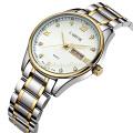 El reloj actual de lujo del calendario del cuarzo de la nueva moda del calendario de Japón del producto, reloj de los hombres mira la fábrica de Shenzhen