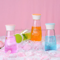 Wholesale High borosilicate glass creative Vase style cute gift glass bottle