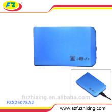 USB 2.0 a SATA 2.5 Hard Drive caddy caso