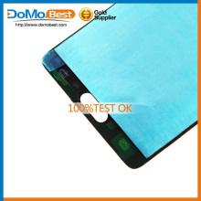 Mejor fábrica precio lcd pantalla original repuesto de Panel frontal, reparación de pantalla lcd para Samsung Nota 4
