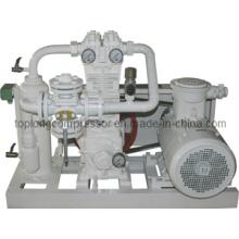 Compressor do GLP do compressor do GNC Compressor do LNG do nitrogênio do compressor (Zw-1.6 / 10-16)
