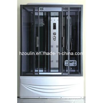 Komplette Luxus-Dampfdusche Haus Box Kabine Kabine (AC-67)