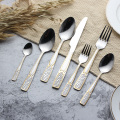 Set alat makan Hotel Stainless steel