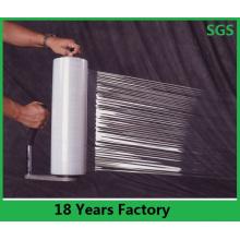 Película de estiramento material da pálete material nova nova de 100% LLDPE