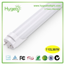 Newest Discount price waterproof led xxx general electric led tube light led fluorescent tube with CE RoHS Authentication