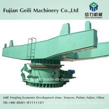 Torreta de cucharón para la planta de fabricación de acero
