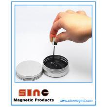 Imanes tragados juguetes magnéticos de la plastilina / de la descompresión para el adulto