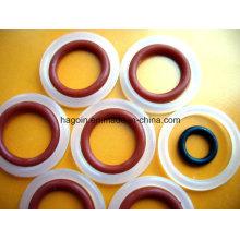 Kundengebundener Soem-Gummi-Silikon-Ring