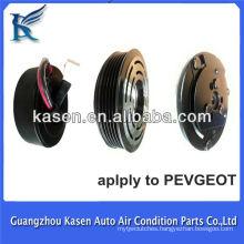 12v 5pk 7H15 sanden compressor clutch