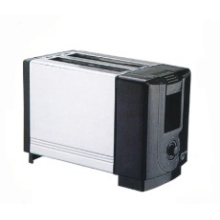 2 Slice Toaster / Black (WT-2002B)