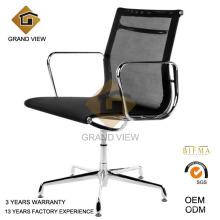 Black Mesh luxe Accueil meubles lecture Chaire (GV-EA108 mesh)
