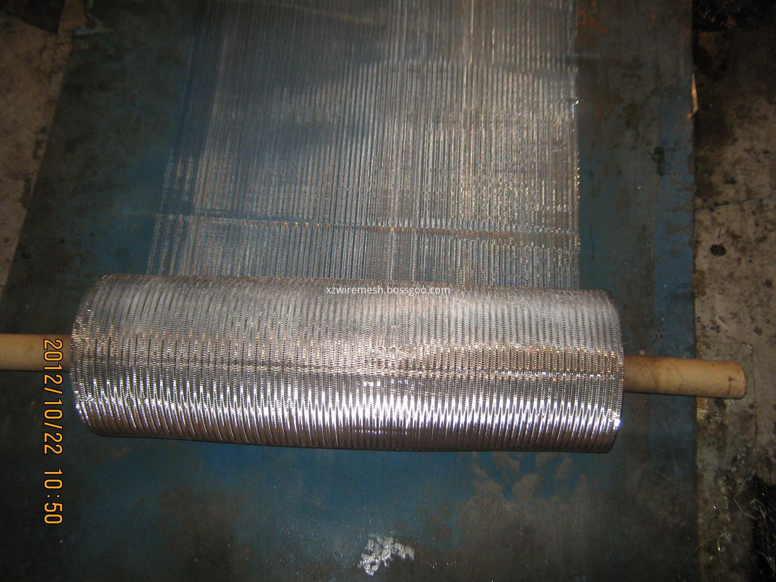 Aluminum Mesh Filter