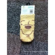 Most Popular Good Quality Kid Cotton Socks Cartoon Designs