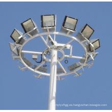 Acero galvanizado de alta iluminación de acero