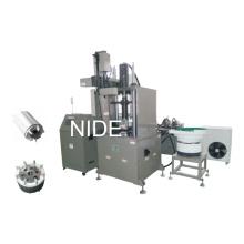 Machine de coulée en aluminium à rotor automatique en aluminium