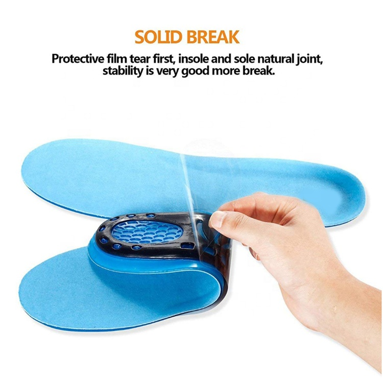 Silicone Insoles for Sandals