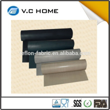 Qualified PTFE coated fiberglass fabric thermal heat transfer sheet with good density