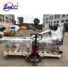 2ton 2 tonnen 2000kg 4,5 m 4500mm 1,5 t 1500 kg semi elektrische palettenstapler