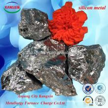 al por mayor Metal Supplier Silicon / si Slag Lump Materia prima