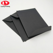 Custom Envelope Packaging Paper Greeting Card Black Envelope