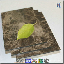 Red de café ACP Aluminio Material del panel compuesto