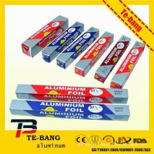 Well sold wholesale aluminium foil laminated with Paper /PVC/PE/Kraft
