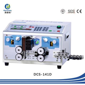 Máquina de decapagem de corte de cabo de fio de PVC digital com SGS