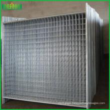 Australia standard 2.1x2.4m galvanized temporary fence