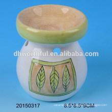 2016 quemador de aceite de cerámica de la decoración casera de la alta calidad