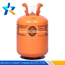 Refrigerant R1270 gas propylene with 99.5% purity