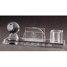 Ensemble de porte-stylos en cristal pour cadeaux d'entreprise (JD-ZZ-056)