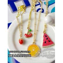 BJD Wassermelone / Zitrone / Eiscreme Halskette Für SD / MSD Puppe