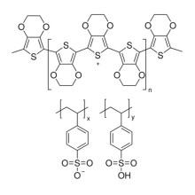 Poly (3, 4-ethylenedioxythiophene) -Poly (styrenesulfonate) CAS 155090-83-8