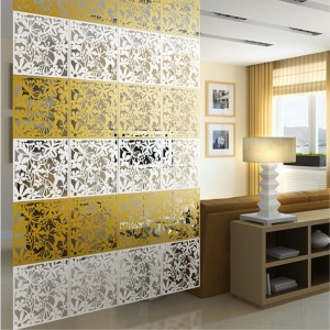 Stainless Steel Laser Cut Wall Art