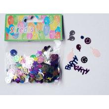 Confete festa glitter