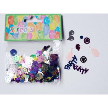 Party glitter confetti