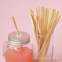 Customized Biodegradable Reusable Wheat Drinking Straw