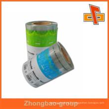 Good printing roll lamination film food grade plastic bags on sales
