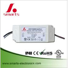 30-60v 350mA 20w constant current led panel light driver