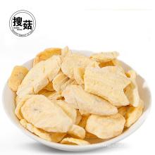 Bulk vacuum packed freeze dried banana chips