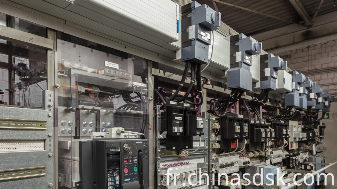3000 amp switchgear