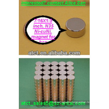 Magnets for purses/round magnet