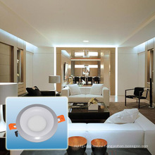 Алюминиевый двойной Цвет круглые светодиодные панели/светодиодный Прожектор