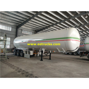 50m3 26ton NH3 Transport tanker مقطورات