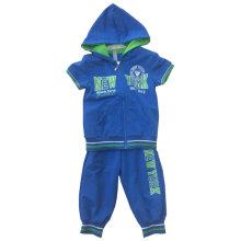 Desgaste del juego del deporte de los niños del muchacho de la manera en la ropa de los cabritos para la ropa Ssb-103
