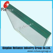6.76mm / 8.76mm / 12.76mm Klare Laminierte Glas / Sgp Schichtglas / Sicherheitsglas